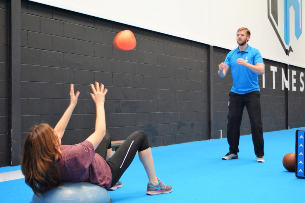 How We Help - Fitness Experience